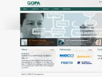GOPA IT Consultants – IT Technology, SAP Transportation Management & SAP Business Consulting