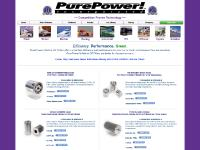 Pure Power Oil Filters High Performance Motor Oil
