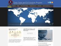 gotothinktank.com Think Tanks and Civil Societies Program, Follow my Tweets, Africa