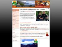 GoTourNZ.com New Zealand Motorcycle Tours : Guided and Self Guided Motorcycle Tours - GoTourNZ.com