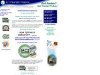gotradongettested.com radon, radon inspections, radon detection