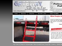 Trailer Ladder - Gateway Supply