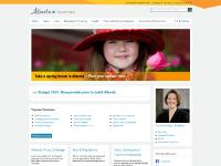 Family Supports, Community & Recreation, A-Z Listings, Alberta Industries