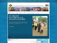 gov.sz Governance, Tinkhundla Political System, Executive