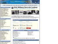 US Military Records | War Records | Free Military Records - govmilitaryregistry.com