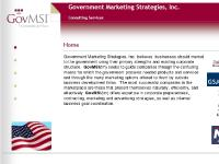Government Marketing Strategies, Inc. | Government Procurement | GSA contracts | Central Contractor Registration