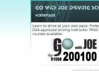 gowithjoe.co.uk Driving School, Hamilton, Blantyre