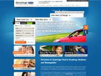 New & used Ford cars in Basingstoke, Newbury and Reading | Gowrings Ford