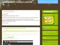 Gardenpartyworld Cheats