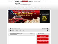 Grande Prairie Chrysler Jeep Dodge | New & Used car Dealer in Grande Prairie and Greater Edmonton Area