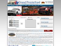 Ford Dealer Texas | GP Ford | Ford Cars Trucks SUVs | Grand Prairie Ford