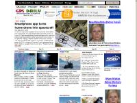 GPS News - 24/7 Coverage Of GPS Applications and Technology