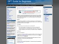 GPT Guide for Beginners