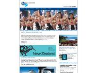 Grand Pacific Tours. The New Zealand Luxury Coach Tour Specialists.