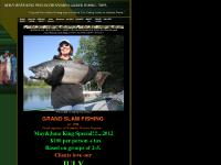 KENAI RIVER ALASKA KING SALMON CHARTERS with GRAND SLAM FISHING GUIDES