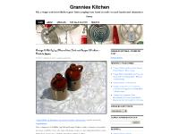 Grannies Kitchen | My vintage and retro kitchen gear finds ranging from hand utensils to cook books and decorative items.