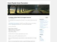 Grand Rapids Green Recreation | Just another WordPress.com site