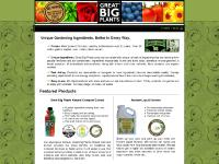 Organic Gardening : Garden Soil : Plants Food : Tomatoes Growing : Easy Compost : Great Big Plants, LLC