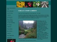 greatcompgarden.co.uk Great Comp Garden, Great Comp, Garden