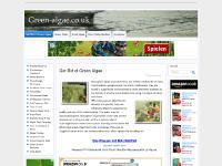 Get Rid of Green Algae