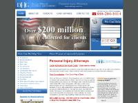 California Personal Injury Attorney - Los Angeles Car Accident Lawyers - Workers Compensation Attorneys