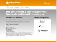 greymetis.co.uk software development, web application development, business software development