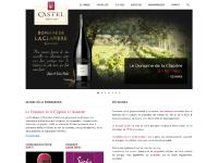 Groupe CASTEL - Spécialiste du Vin, de la Bière et des Boissons gazeuses