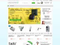 Energie sparen mit Grünspar.de - online kaufen bei Grünspar
