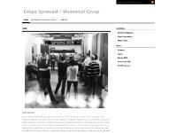 Grupa Spomenik / Monument Group