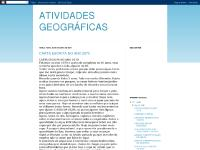 ATIVIDADES GEOGRÁFICAS