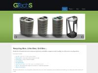 Recycling Bins Gloucestershire   Litter Bins   Office Recycling Bins   GTechS
