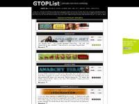 liten gtoplist.com skärmbild