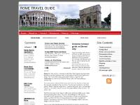 Tours and day trips, Tourist attractions, Nightlife and clubs in Rome, Shopping