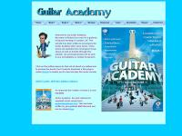 Guitar Academy home page