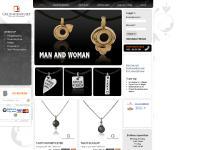 guldsmedshuset.com Hängsmycken, Tahiti pärlor, Guld