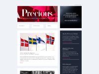 Precious 2013 | Stockholmsmässan 6-8 september