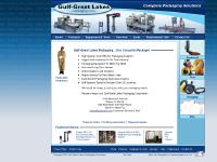 Gulf Great Lakes Packaging Corporation - Gulfpack.com, Steel Strapping, Shrink Wrap, Stretch Wrap, Warehousing, Equipment, Tools, Corner Protection, Distributor, Machinery, Paper, Polyester, Polypropylene, Corrugated, Labels, Airbags, Tape, Wire