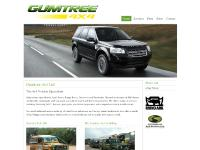 4x4 Land Rover discovery defender range rover freelander service and repairs specialist