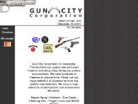 || Gun City Corporation - Handguns, Rifles, Firearms in Clearwater, Florida ||