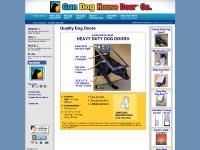 Quality Pet Doors and Dog Doors by Gun Dog House Door Company