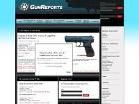 gunreports.com gun reports, smith & wesson, sig sauer