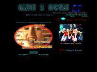 Guns 2 Roses Body Arts