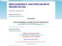 EMPILHADEIRAS E TRATORES EM MATO GROSSO DO SUL