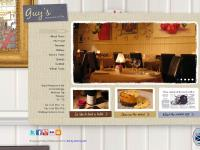 Fine Modern European Cuisine in Merchant City, Glasgow from Guys Restaurant