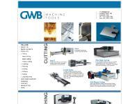 GWB MACHINE TOOLS :: 61 7 3274 1762 :: LVD Laser Cutting :: LVD Pressbrakes :: Flow Water Cutting :: AKS Plasma Cutters ::