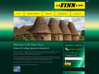 G.W. Finn & Sons Estate & Letting Agents in Canterbury, Sandwich - Property for Sale & Rent