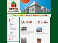 Habitar Imóveis Homepage
