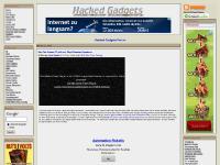 Hacked Gadgets – DIY Tech Blog