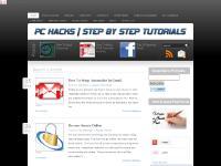 hackspc.com hack, tutorials, computer