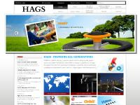 Playground equipment, park furniture, gyms & more | HAGS Aneby AB